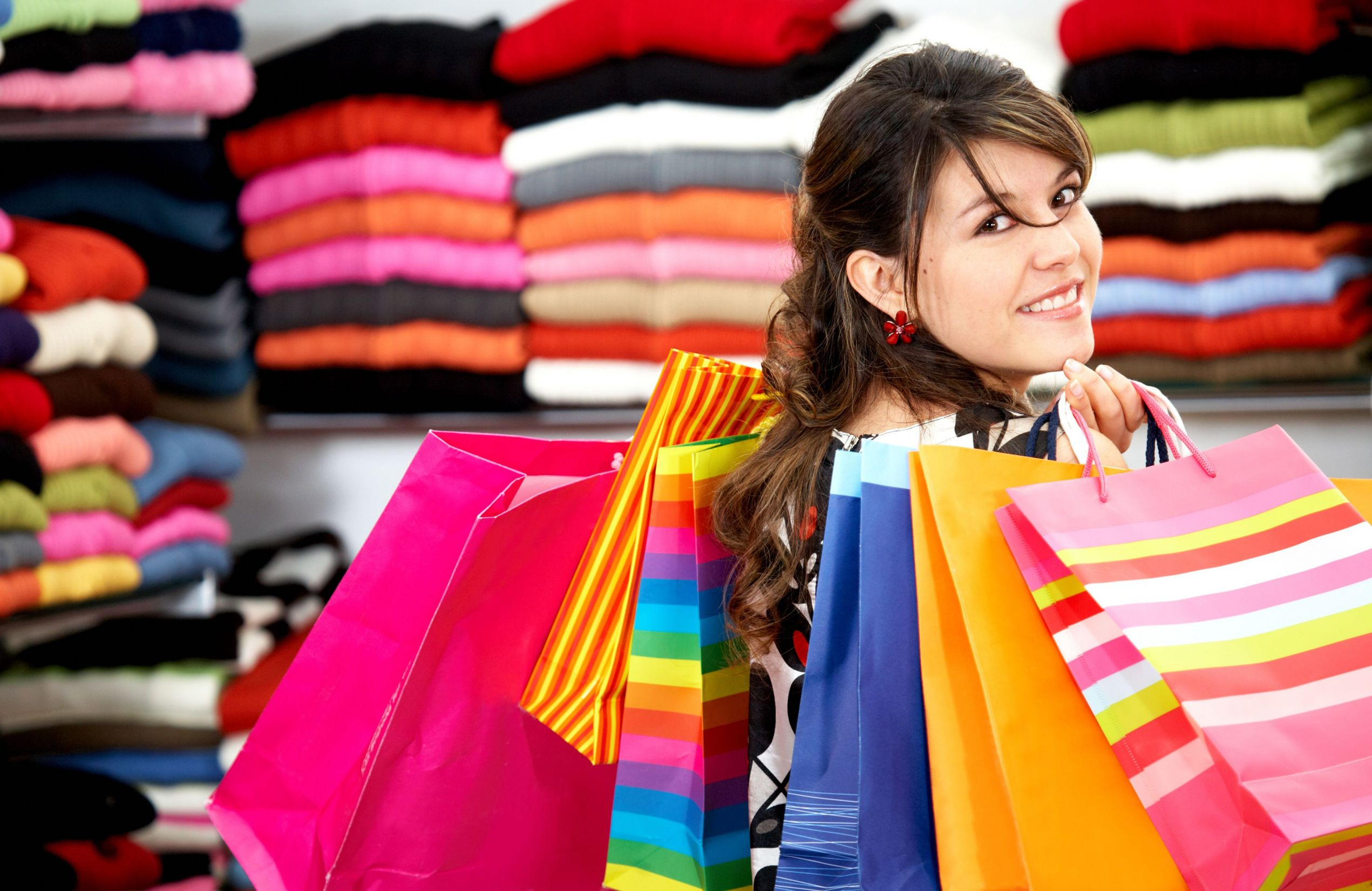 find and essay on going shopping